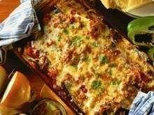 Perfeita lasagna de berinjela!