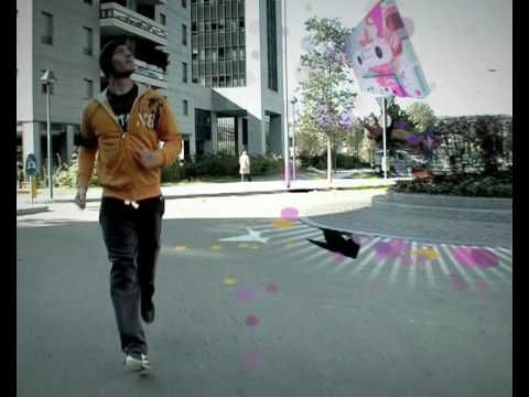 "Sony Ericsson Walkman ""Music Mind Trip"" Launch Campaign"