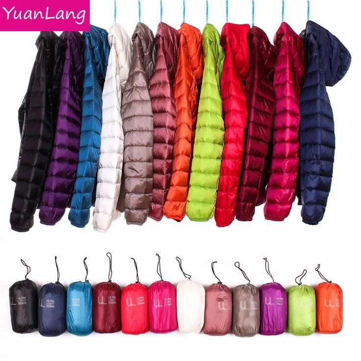 free shipping fd6bf c38da Leichte daunenjacke damen mit beutel – Stilvolle Jacken