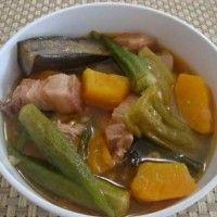 Pakbet or Pinakbet Recipe | How To Cook Pakbet or Pinakbet | Free Pinoy - Filipino Recipes
