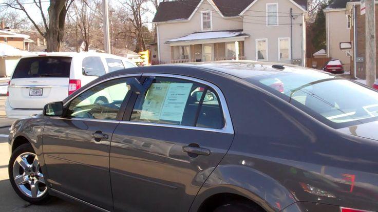 2008 Chevrolet Malibu Lt Dekalb IL near Cortland IL