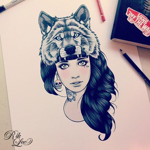 hipster princesses tattoos | Sign up to find more cool stuff to follow