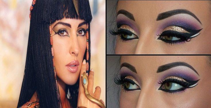 egyptian makeup women - photo #20