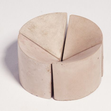 1:4 Bowls by Philippe Malouin: Platform, Concrete Projects, Concrete Finish, Diy Crafts Organizing, Philippe Malouin, Diy Concrete, 1 4 Bowls