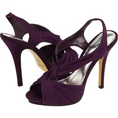 $52.99 @ 6pm. Purple shoes for a grey dress.