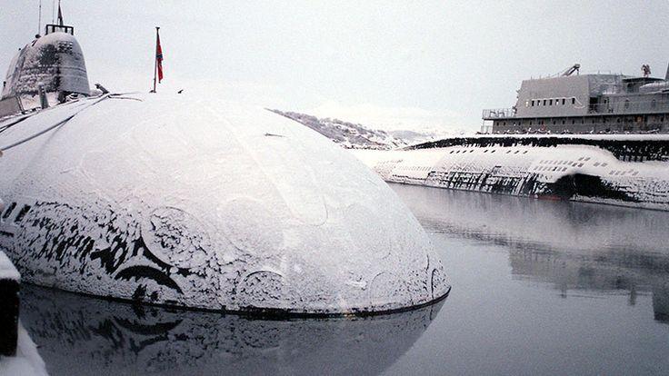 Rusia desarrolla el primer submarino nuclear civil para el Ártico