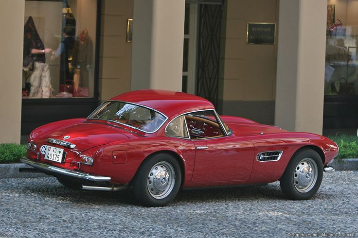 I would give you my first born child...oh wait...I don't have one!>>>BMW 507