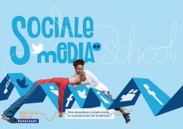 Brochure Sociale media op school | Mijn Kind Online