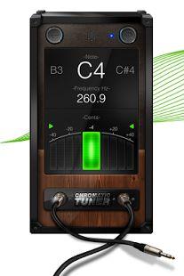 Chromatic Guitar Tuner- thumbnail capture d'écran