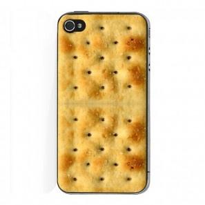 Carcasa iPhone 4/4S Galleta