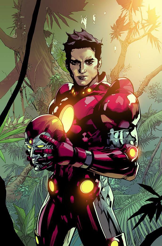 Avengers #34 by Leinil Yu *