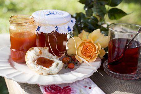 Domácí marmeláda z dýně a ananasu
