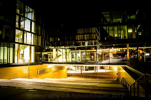 Conjunction of Venus and Jupiter @ Aachen Borngasse