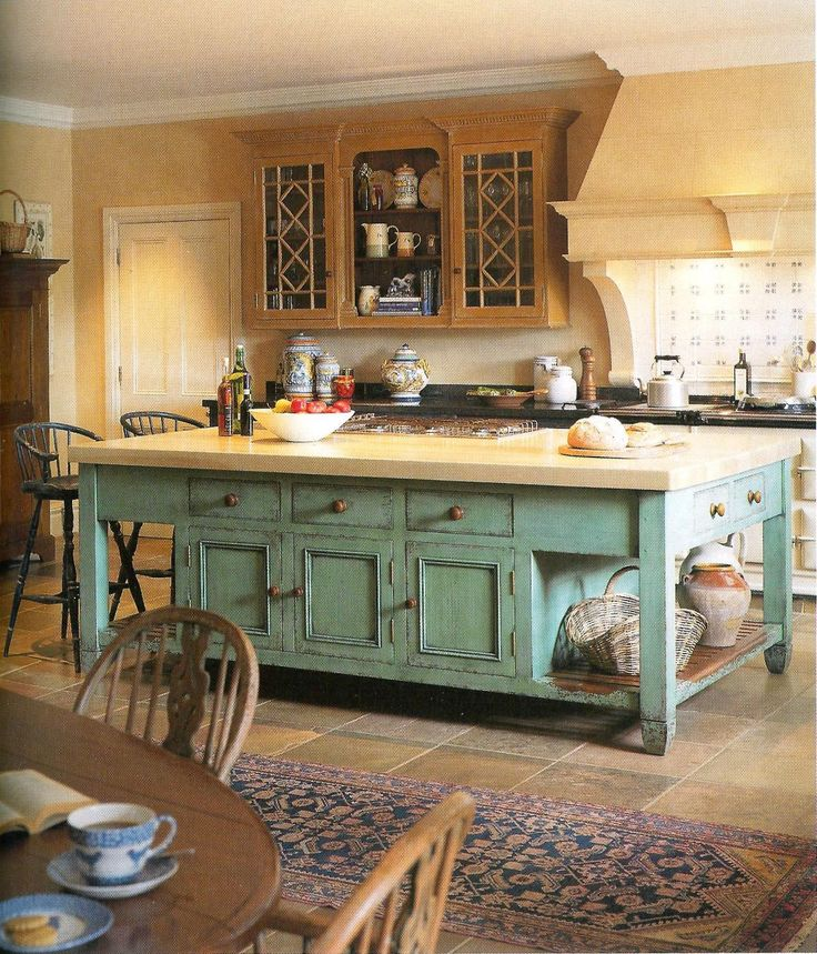 1000 Images About Kitchen On Pinterest Kitchen Cabinetry, Cabinets And Farmhouse Table photo - 3
