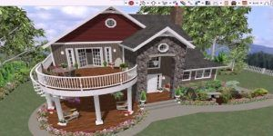 Marvelous 3D Home Exterior Design Tool
