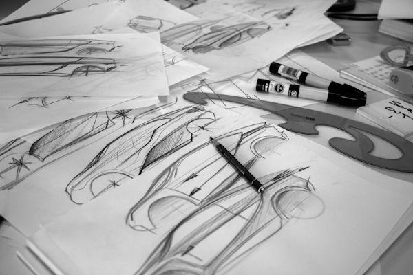 BMWi AURON - Process by Christoph Braunwieser, via Behance