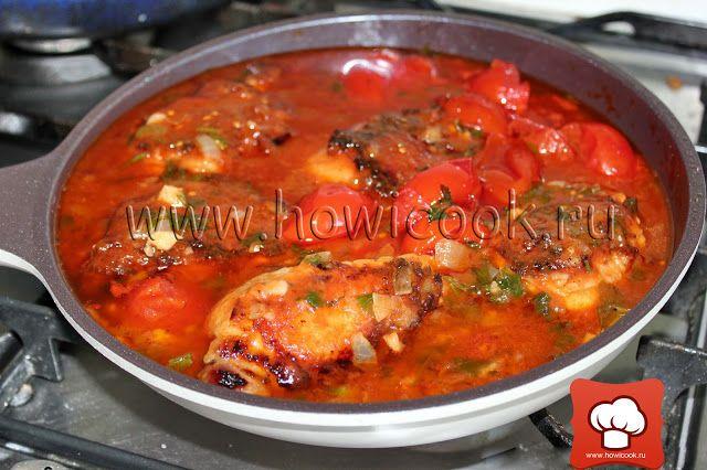 Чахохбили (грузинская кухня)