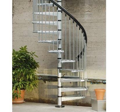 25 beste idee n over buiten trappen op pinterest for Houten trap buiten