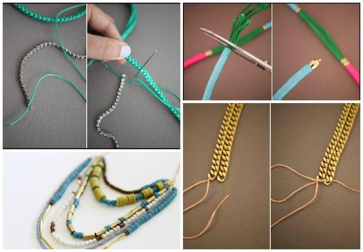 Hayalet telli tasma kolye, bağlama ve tel kıvırma tekniği ile kolye, yüzük ve yapımı, tel örme tekniği