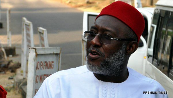Tea time with Cladora: PDP's spokesman, Olisa Metuh, hospitalized and in ...