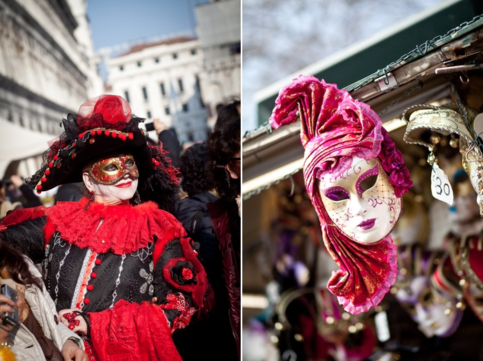 from Sweet as a Candy, Carnaval em Veneza.
