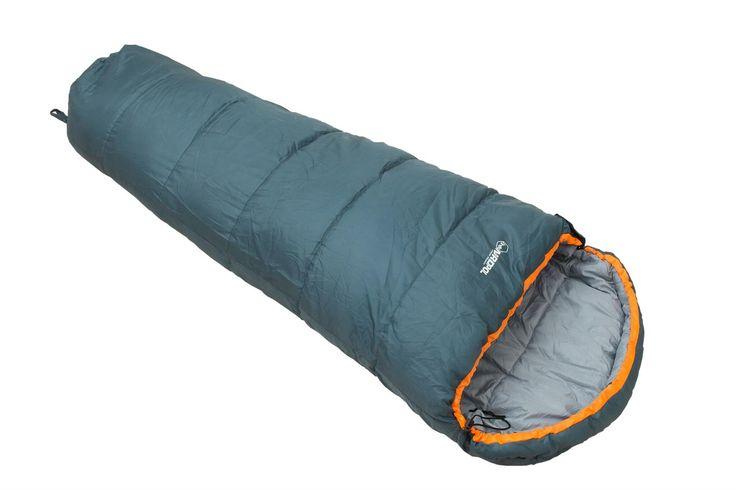 Nordpol Basic Junior - God børnesovepose - begyndersovepose, spejdersovepose