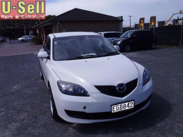 2007 Mazda 3 for sale | $6,250 | U-Sell | Park & Sell Yard | Used Cars | 797 Te Rapa Rd, Hamilton, New Zealand | https://www.u-sell.co.nz/main/browse/26406-2007-mazda-3--for-sale.html