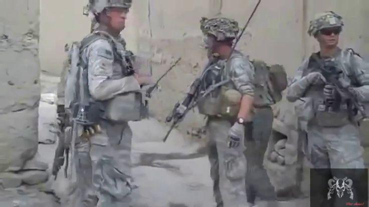 Afghanistan FIERCE (part1) - US Army in Afghanistan Fight Taliban HD