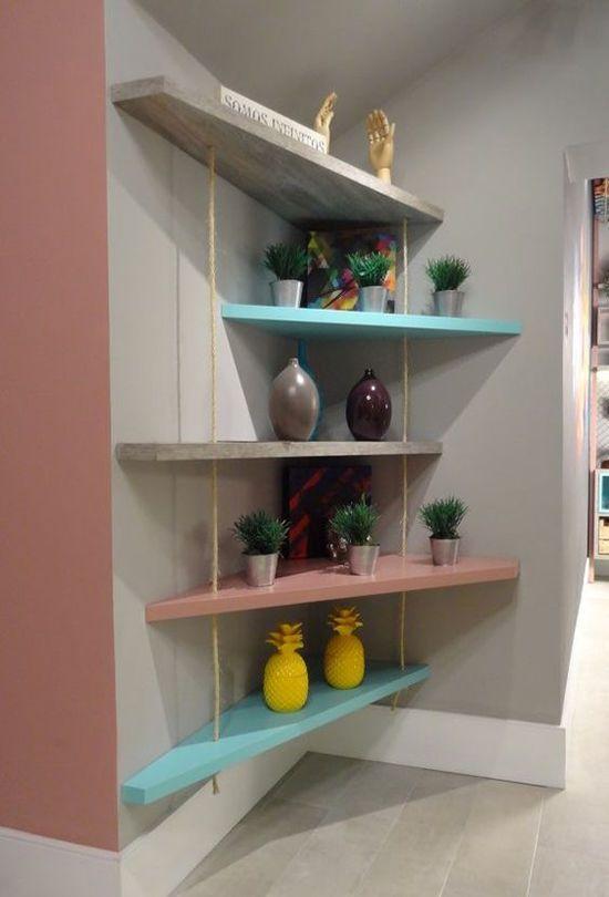 Простые идеи для дома: открытые полки и способы их крепления - Ярмарка Мастеров - ручная работа, handmade