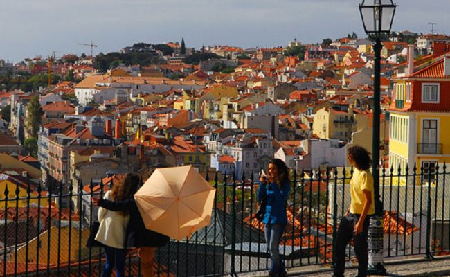 2015 Record Year for Tourism in Portugal