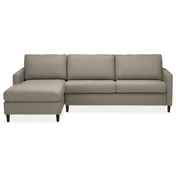 Berin Thin Arm Day U0026 Night Sleeper Sofas With Chaise