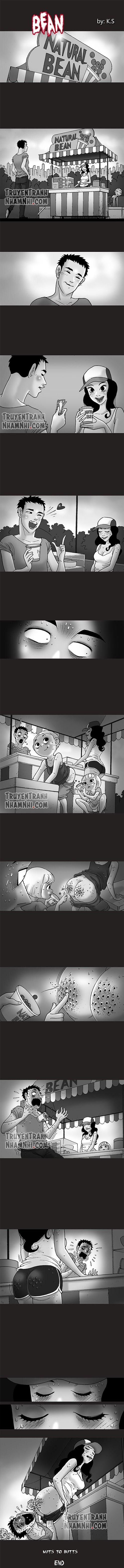 Silent Horror chap 179: Những hạt đậu