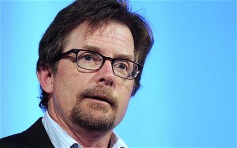 El actor Michael J. Fox introduce el Parkinson en la televisión