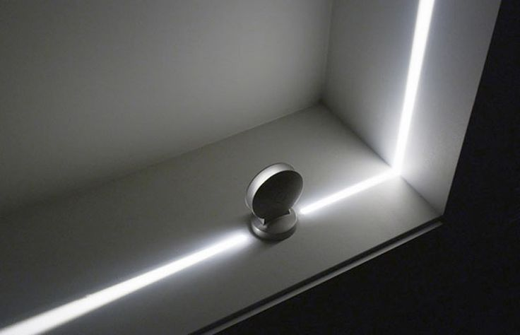 IL MEGLIO DEI PROGETTI DA ABITARE | Trick di iGuzzini | La luce che disegna lo spazio: ecco l'idea di Dean Skira, che presenta un sistema di illuminazione led essenziale e pratico, ma dal forte carattere. | #design #arredamento #casa #illuminazione #led #ADI2014 @iguzzini |