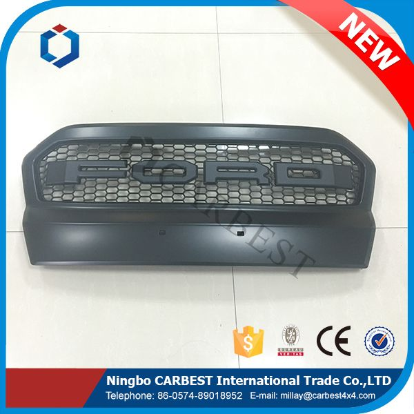 High Quality New Style Modified Front Grille For Accesorios Ford Ranger 2016