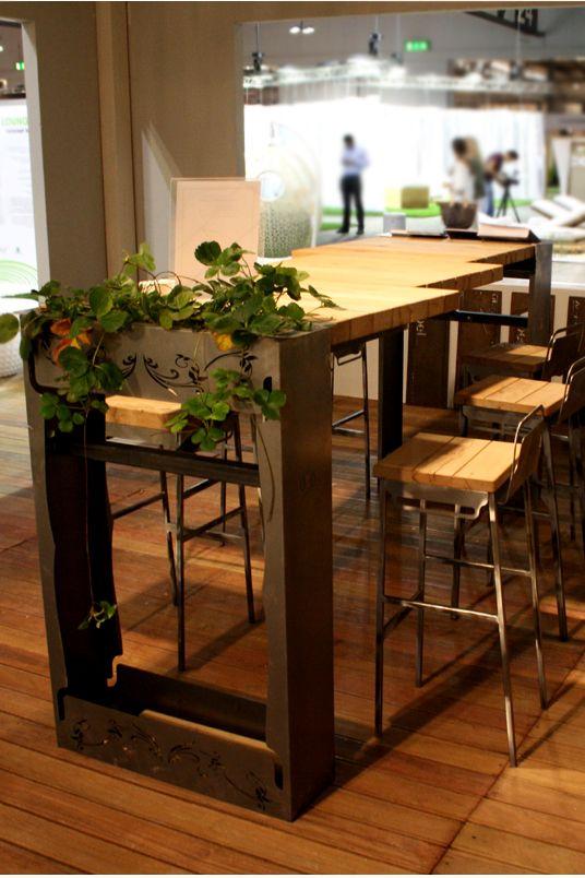 17 migliori idee su vasi da fiori su pinterest coltivare - Tavolo giardino delle parole chicco ...