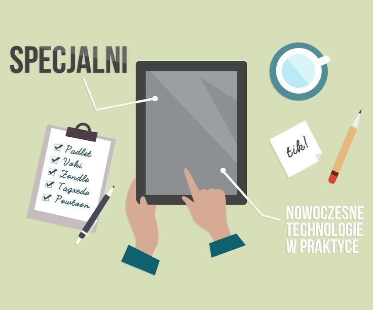 Specjalni czyli nowe technologie w szkołach specjalnych