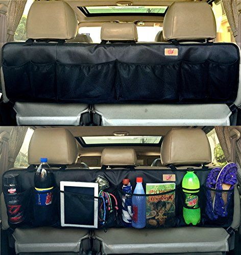 P&F High Quality Products Car Trunk Organizer with 3 Headrest Strap - Super Long Life - Never Hung Down P&F HIGH QUALITY PRODUCTS http://www.amazon.com/dp/B00U6CBAEW/ref=cm_sw_r_pi_dp_Q07Xvb1BJWF4X