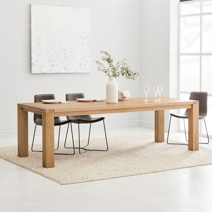 24+ West elm parsons dining table Trending