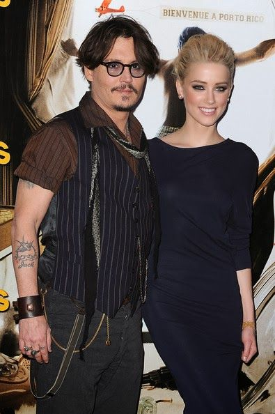 Speculating about Why Johnny Depp Will Marry Amber Heard but Not Vanessa Paradis