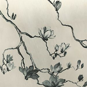 Blossom 6400 from Phillip Jeffries, the world's leader in natural, textured and specialty wallcoverings