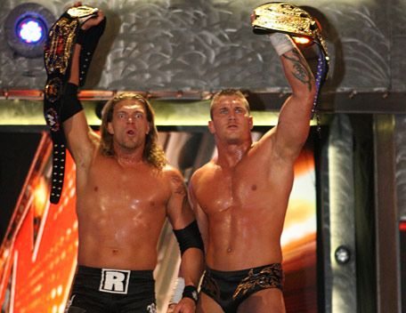 Randy Orton World Tag Team Champion