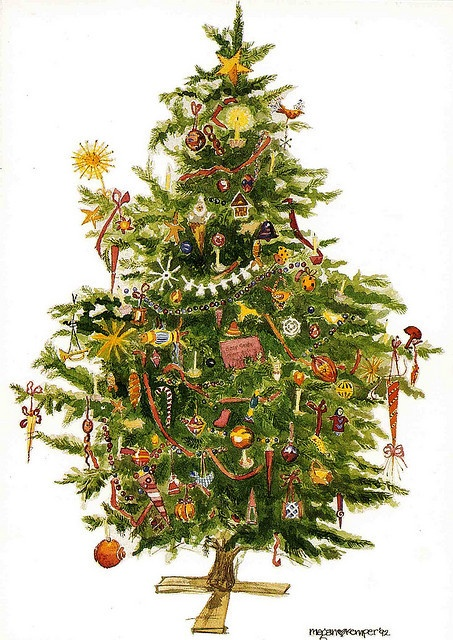 Best old fashioned christmas cards images on pinterest