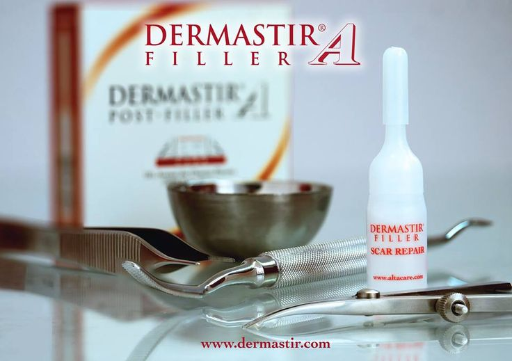 Dermastir scar repair filler is indicated in cases of acne scars, keloid scars, operational scars, wounds and burns. Dermastir scar repair post-filler can be used immediately when the healing process begins. #madeinfrance Buy now: www.altacare.com