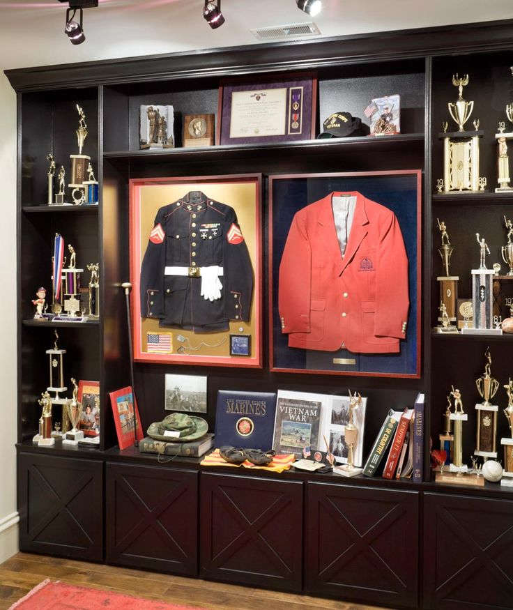 21 Best Home Office Design Ideas For Men: 25+ Best Ideas About Trophy Display On Pinterest