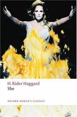 """She (Oxford World's Classics)"" av H. Rider Haggard"