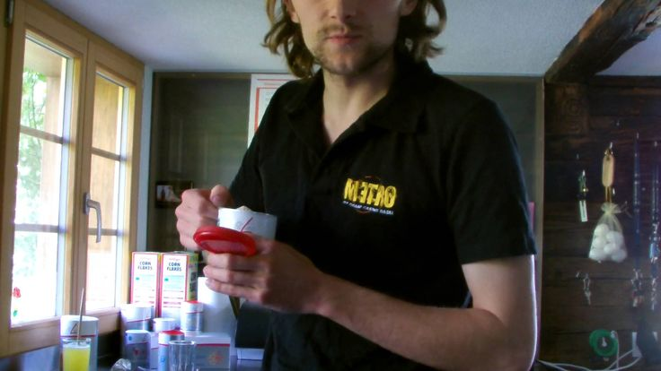 How to make an Activize oxyplus  Drink