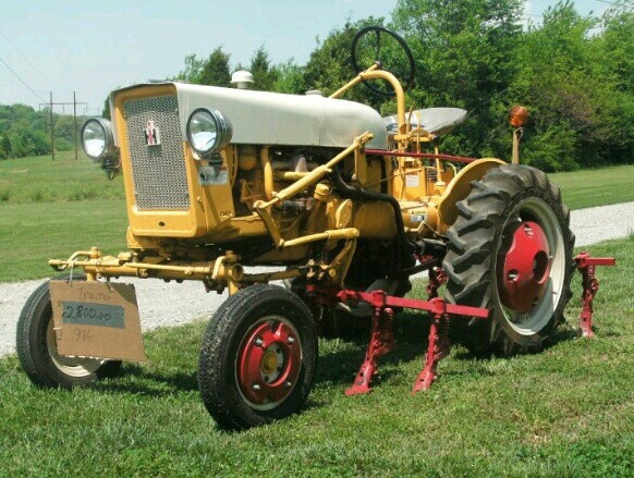 38644b840c373588d137cbe2aa2e0974 small tractors old tractors 289 best intl farmall cub & cub lo boy images on pinterest Ford Tractor Wiring Harness Diagram at webbmarketing.co