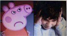 Incrível! Peppa Pig pode causar problemas de comportamento em crianças - # #comportamento