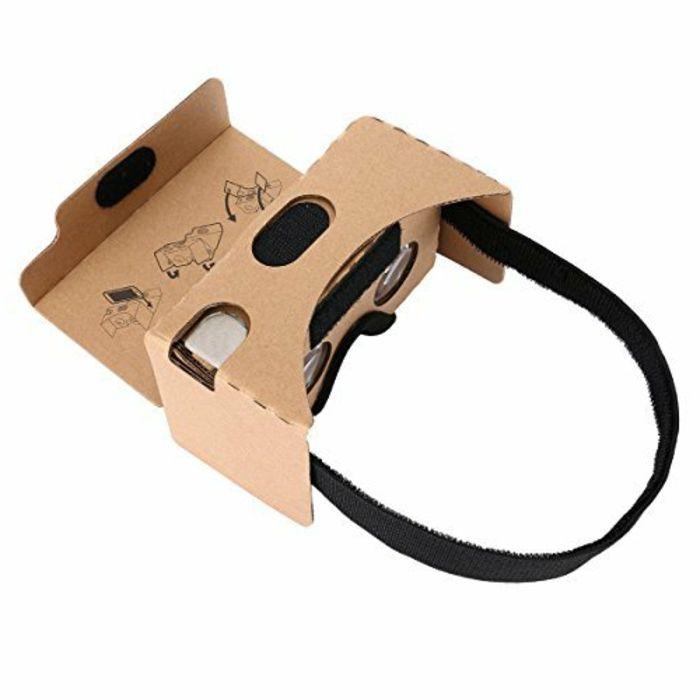 noch eine ganz tolle idee zum thema vr brille selber bauen   vr brille aus pape und mit gummiband